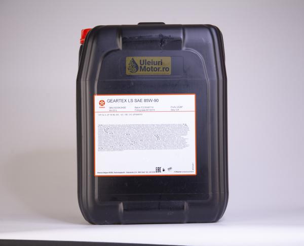Havoline Geartex LS SAE 85W-90 1