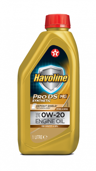 Havoline ProDS MG SAE 0W-20 0