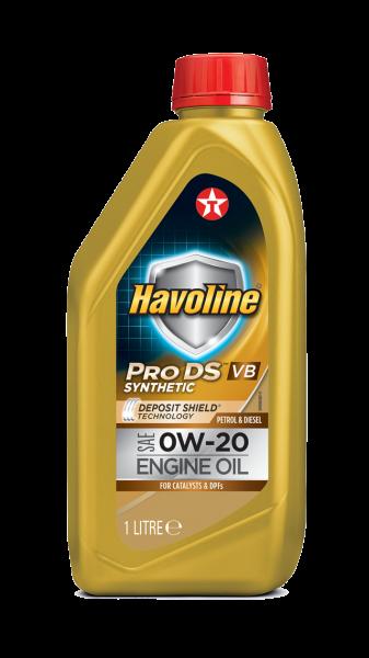Havoline ProDS VB SAE 0W-20 0
