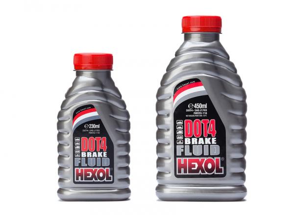 Hexol DOT4 Brake Fluid 0