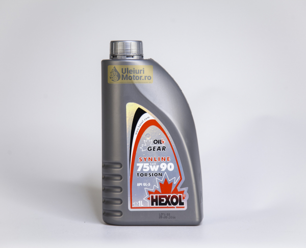 Hexol Synline Torsion 75W90 0