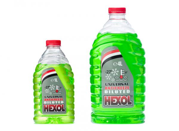 Hexol Universal Antifreeze Diluted 27 0