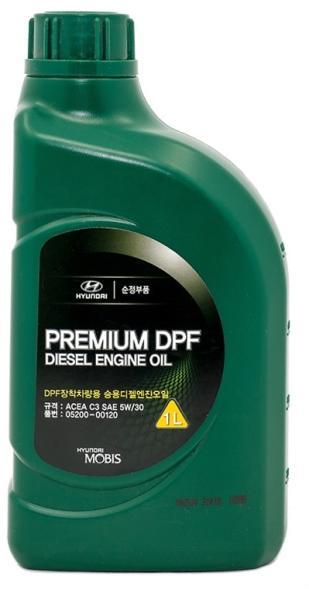 Hyundai OE 5W30 DPF 0