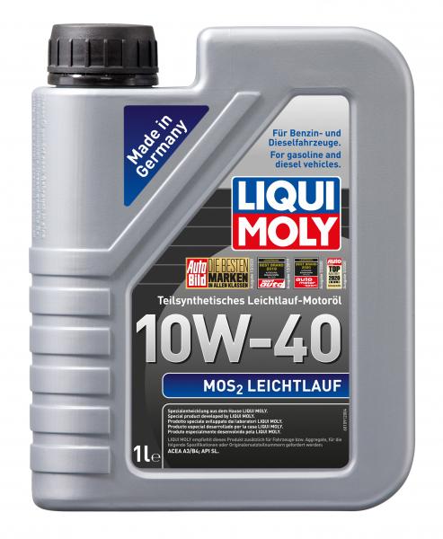 Liqui Moly Leichtlauf cu MoS2 10W40 0