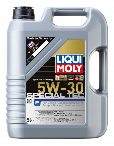 Liqui Moly Leichtlauf Special 5W30 0