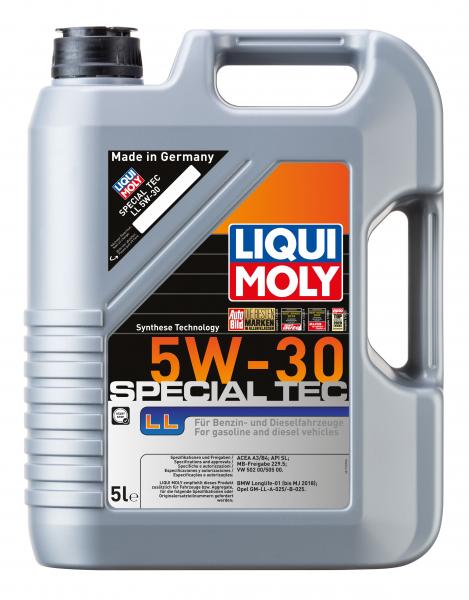 Liqui Moly Leichtlauf Special LL 5W30 0