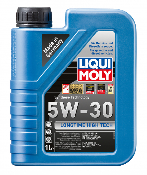 Liqui Moly Longtime High Tec 5W30 0