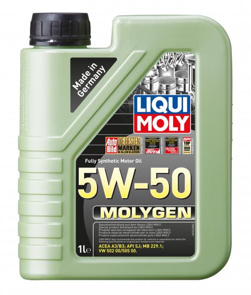 Liqui Moly Molygen 5W50 0