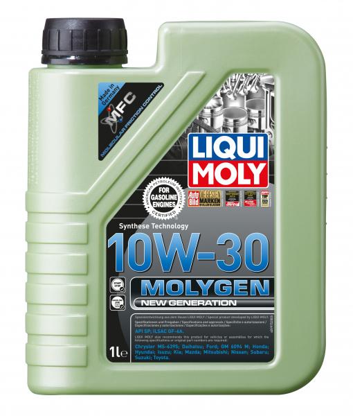 Liqui Moly Molygen New Generation 10W30 0