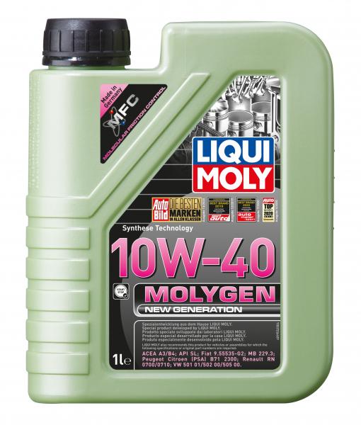 Liqui Moly Molygen New Generation 10W40 0