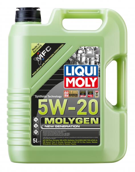 Liqui Moly Molygen New Generation 5W20 0