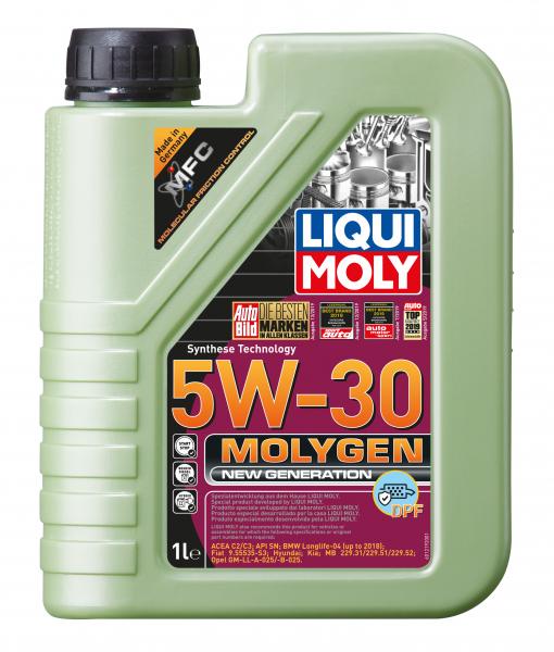 Liqui Moly Molygen New Generation 5W30 DPF 0