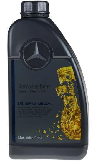 Mercedes 10W40 (MB 229.1) 1L [0]