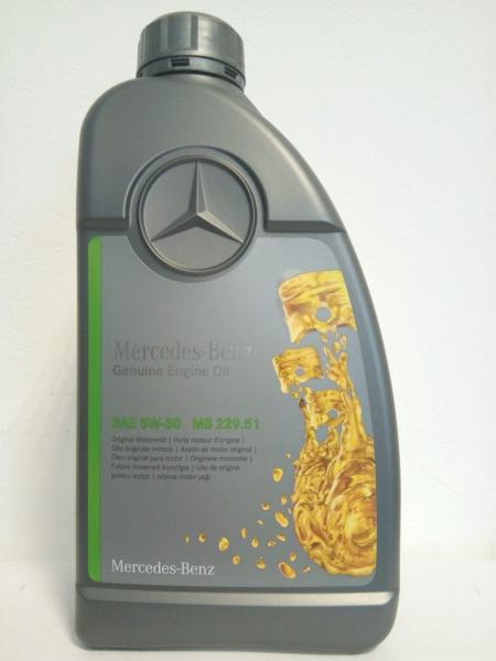 Mercedes 5W30 (MB 229.51) 1L 0