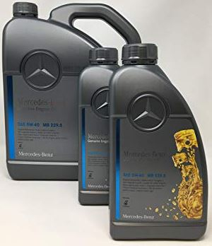Mercedes 5W40 (MB 229.5) 1L 0