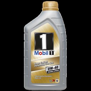 Mobil 1 Fs 0W40 0