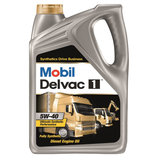 Mobil Delvac 1 5W40 0