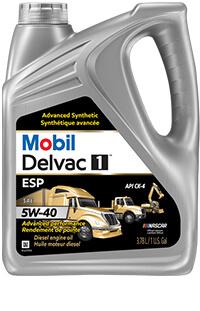 Mobil Delvac 1 Esp 5W40 0