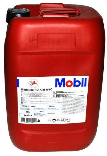 Mobil Mobilube Hd-A 85W90 0