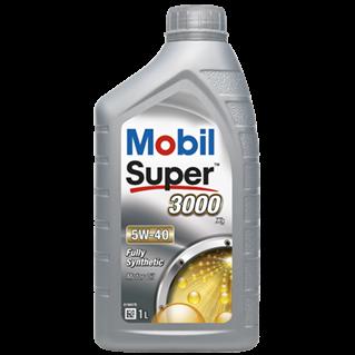 Mobil Super 3000 X1 5W40 0
