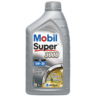 Mobil Super 3000 Xe 5W30 0