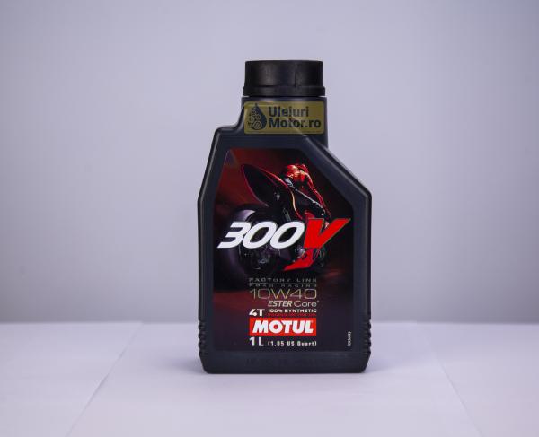 MOTUL 300V 4T Factory Line 10W40 [0]