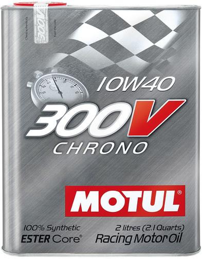 MOTUL 300V Chrono 10W40 0