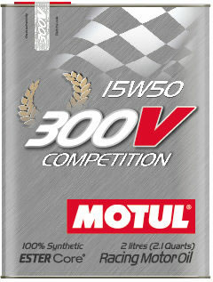 MOTUL 300V Competition 15W50 0