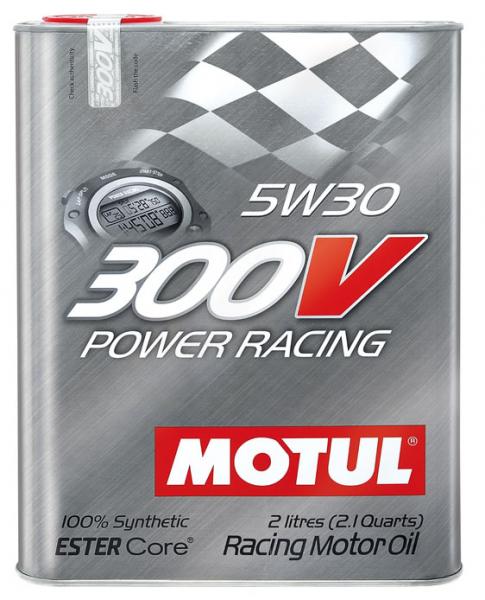 MOTUL 300V Power Racing 5W30 0