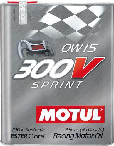 MOTUL 300V Sprint 0W15 [0]