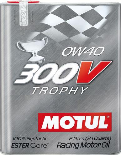 MOTUL 300V Trophy 0W40 0