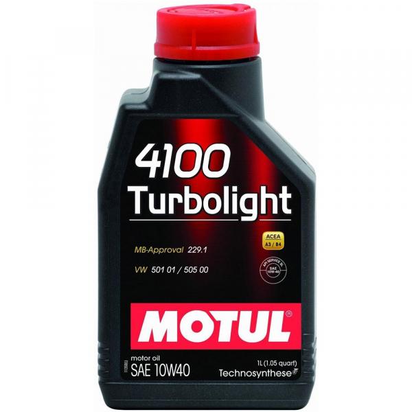 MOTUL 4100 Turbolight 10W40 [0]