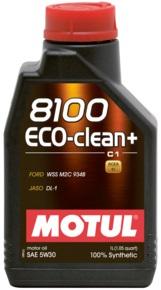 MOTUL 8100 Eco clean+ 5W30 0