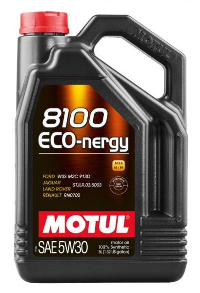 MOTUL 8100 Eco-nergy 5W30 0