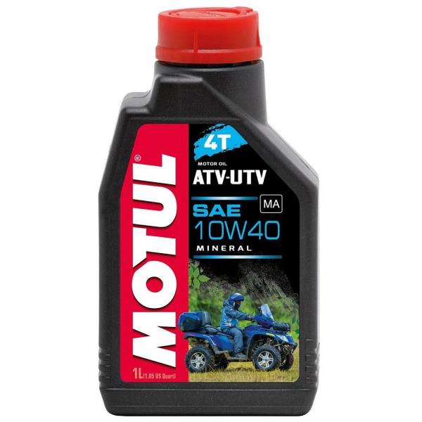 Motul ATV-UTV EXPERT 10W40 4T 0