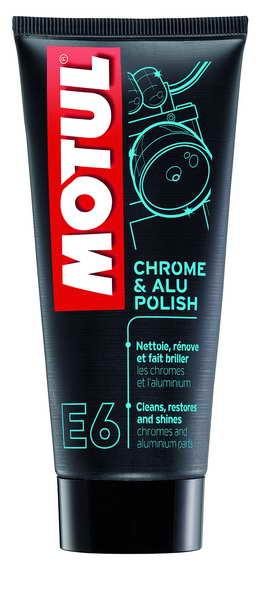 Motul Chrome&Alu Polish E6 100ml 0