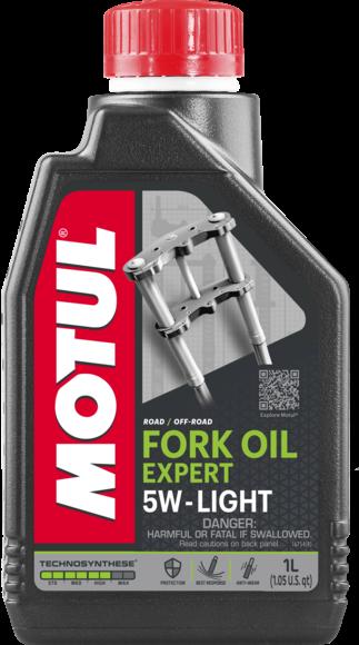 MOTUL Fork Oil Expert Light 5W 0