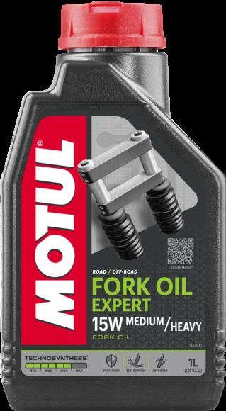 MOTUL Fork Oil Expert Medium/Heavy 15W 0