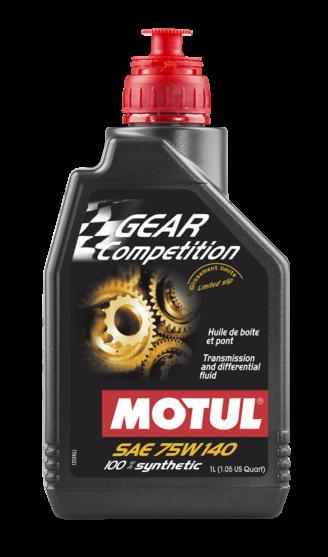 MOTUL Gear Competition 75W140 0