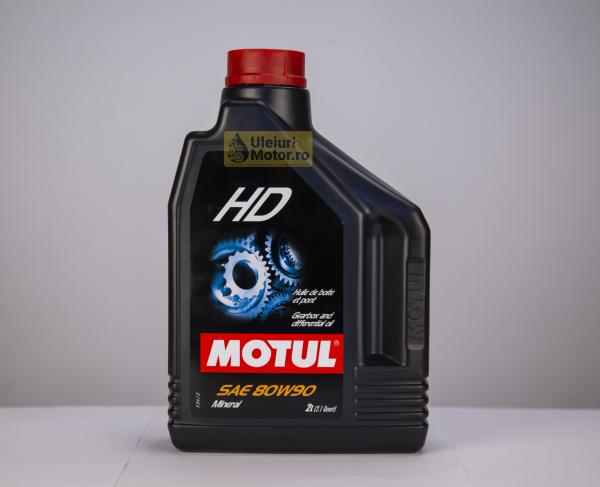 MOTUL HD 80W90 0