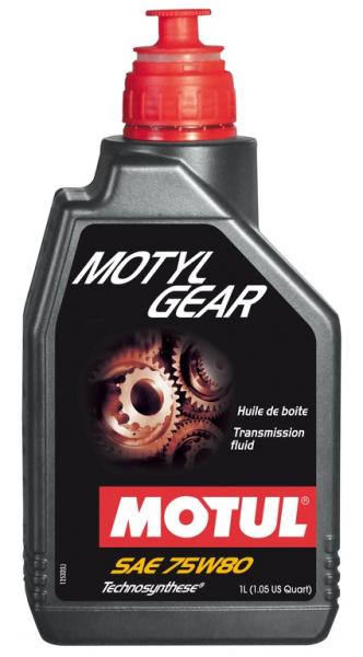 MOTUL Motylgear 75W80 0