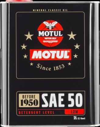 MOTUL SAE 50 0