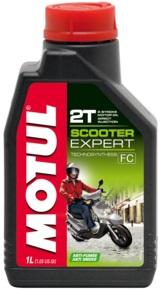 MOTUL Scooter Expert 2T 0