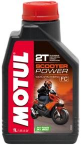 MOTUL Scooter Power 2T 0