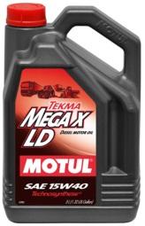 MOTUL Tekma Mega X LD 15W40 0