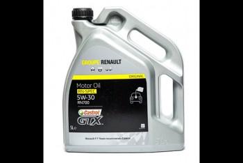 Renault Castrol GTX RN700 5W30 5L [0]