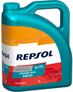 REPSOL ELITE COMMON RAIL 5W30 0