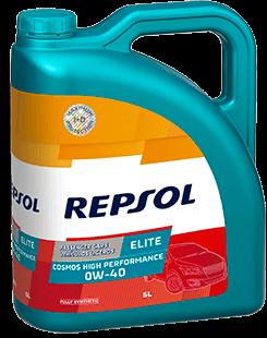 REPSOL ELITE COSMOS 0W40 0