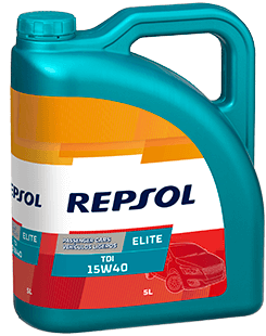 REPSOL ELITE TDI 15W40 0
