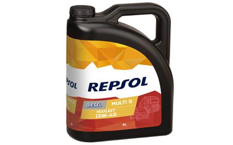 REPSOL MIXFLEET 15W40 0